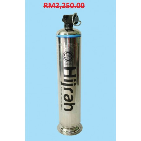 OUTDOOR FILTRATION SYSTEM - STAINLESS STEEL