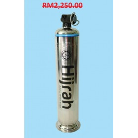 OUTDOOR FILTRATION SYSTEM - STAINLESS STEEL (Johor-Z1)