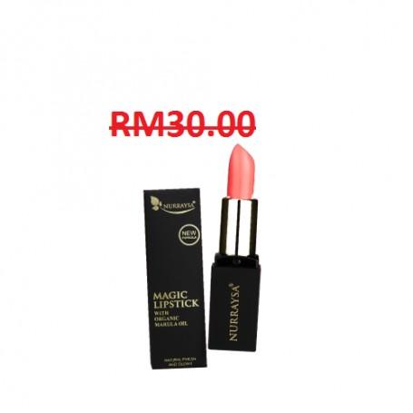 Magic Lipstik With Organic Marula Oil