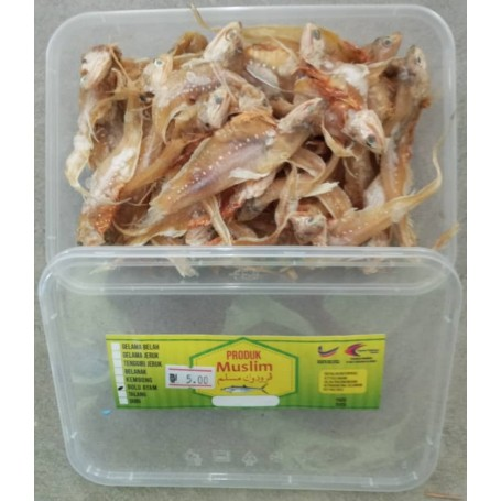 Ikan Masin Bulu Ayam 130g - 150g