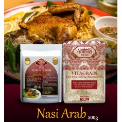 Nasi Arab 500 Gram