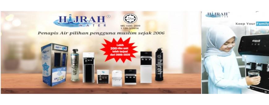 Penapis Air Hijrah Water